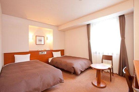Nagoya Garland Hotel: ツイン ルーム