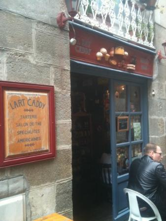 Restaurant L'Art Caddy