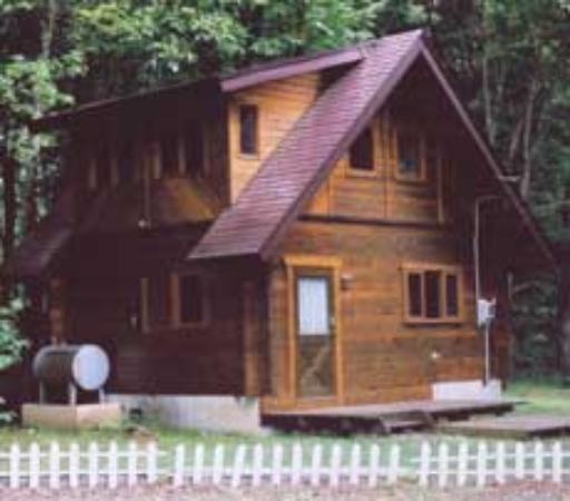 Canadian Village and Hide Cottage : 外観写真