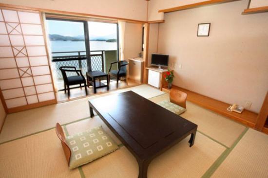 Oyano-jima, Japan: 施設内写真