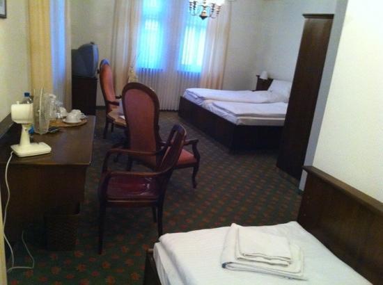 Hotel Michel Mort: 3 bed room 103