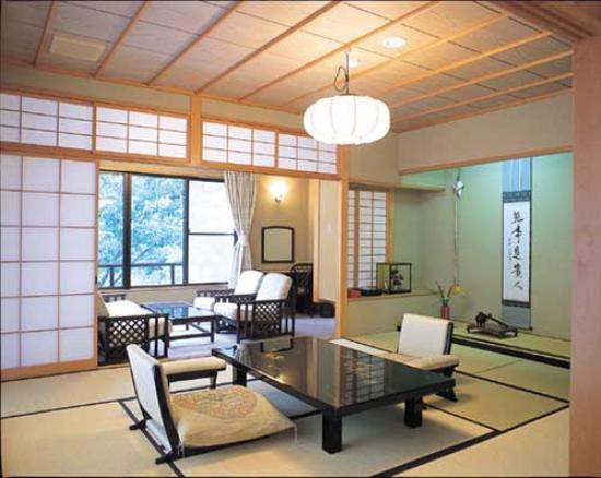 Takaragawa Onsen Osenkaku: 施設内写真