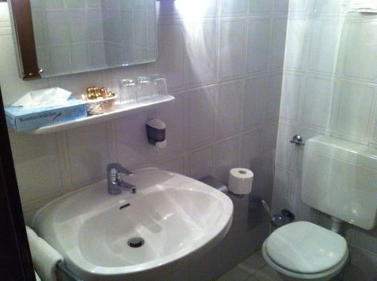 Hotel Michel Mort: Bath room 103