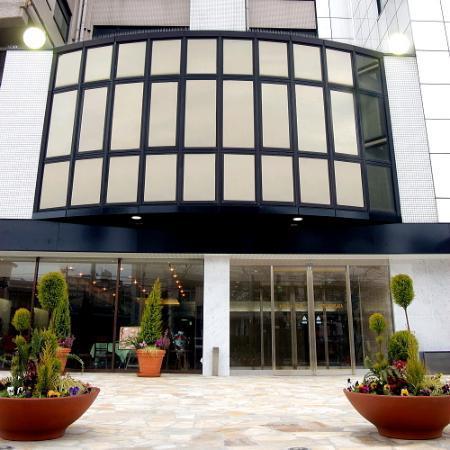 Hotel New Plaza Kurume: 外観写真