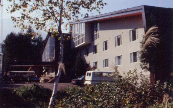 Kurohimekogen Hotel: 外観写真
