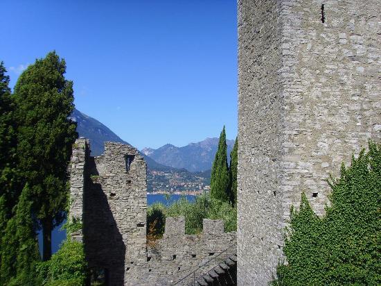 Agriturismo Castello di Vezio: Castello di Vezio