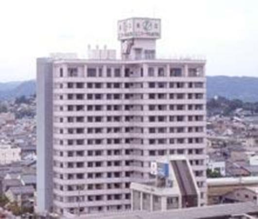 Matsue Universal Hotel Honkan : 外観写真