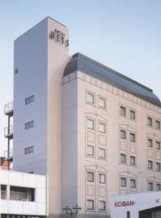 Hotel Mets Urawa: 外観写真