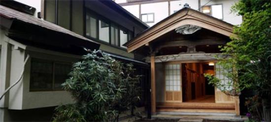 Shukubo Nobori : 外観写真