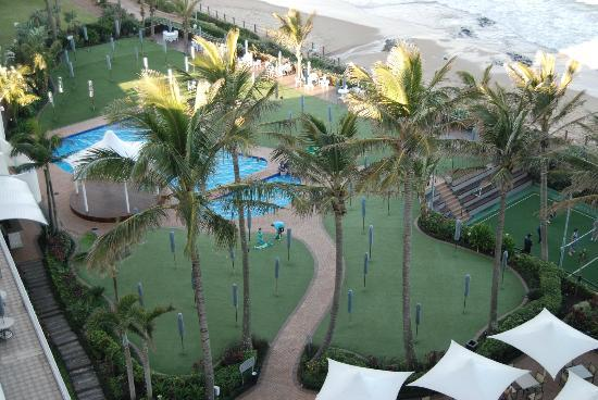 uMhlanga Sands Resort: View from room