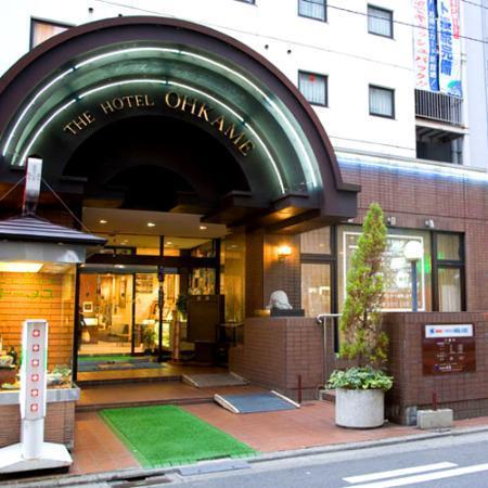 The Hotel Okame