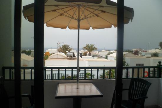La Tegala Apartments: balcony