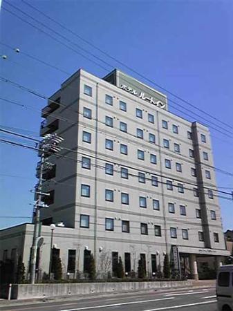 Hotel Route Inn Kakegawa Inter : 外観写真