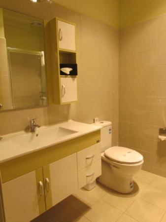 Best Western Airport Motel & Convention Centre: salle de bain