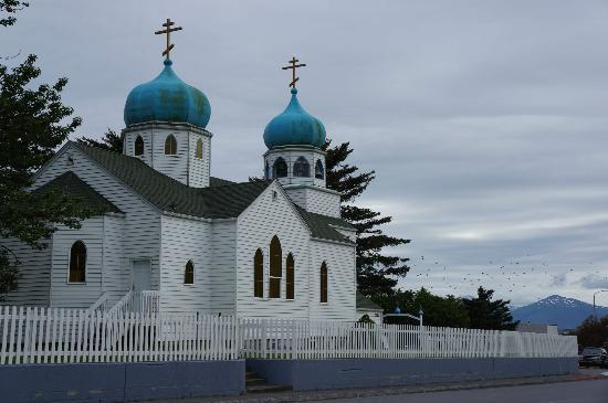 ‪Holy Resurrection Russian Orthodox Church‬