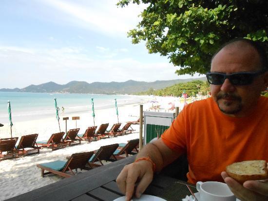 Baan Chaweng Beach Resort & Spa: prima colazione