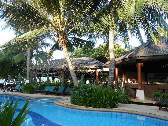 Baan Chaweng Beach Resort & Spa: il ristorante