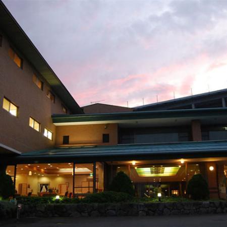 Hotel Sawayaka Heartpia Myoban: 外観写真