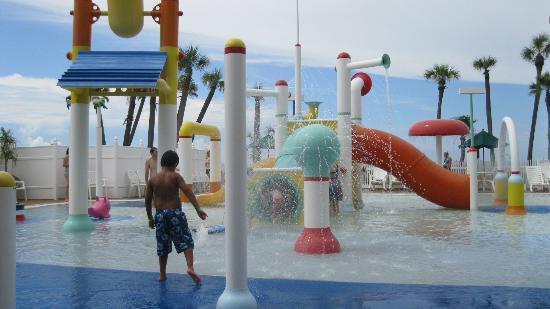 Holiday Inn Resort Panama City Beach Hi Resort On Site Water Park