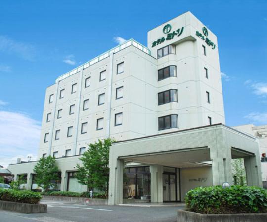 Hotel Midori Iwaki Ueda