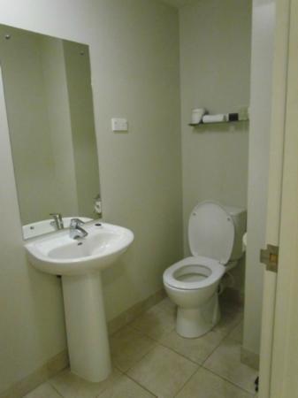 VR Auckland City: salle de bain