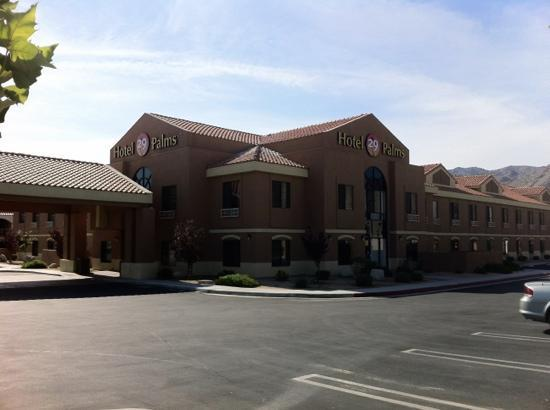 Rodeway Inn & Suites 29 Palms near Joshua Tree National Park照片