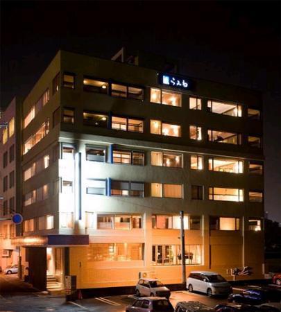 Hotel Umine: 外観写真