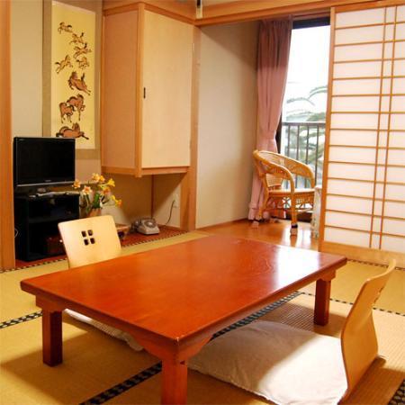 Shinhama ryokan: 施設内写真