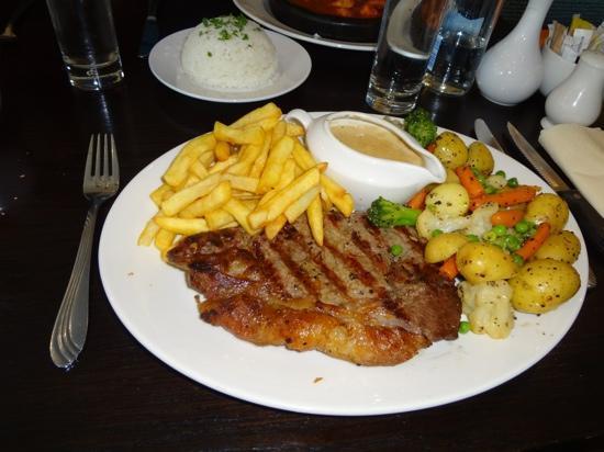 Pasha: Angus Steak