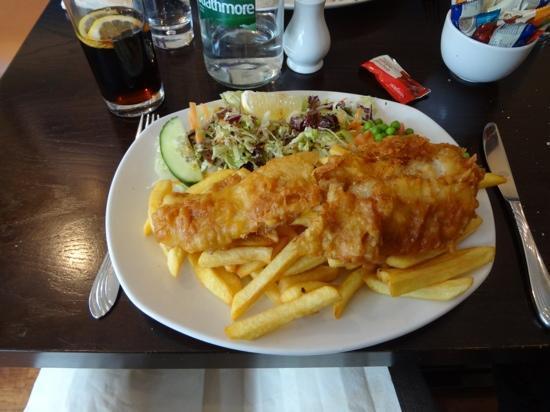 Pasha: Fish and Chips
