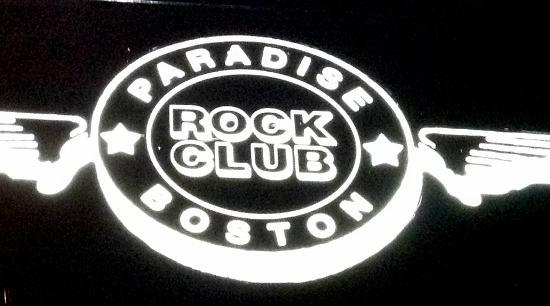 ‪The Paradise Rock Club‬
