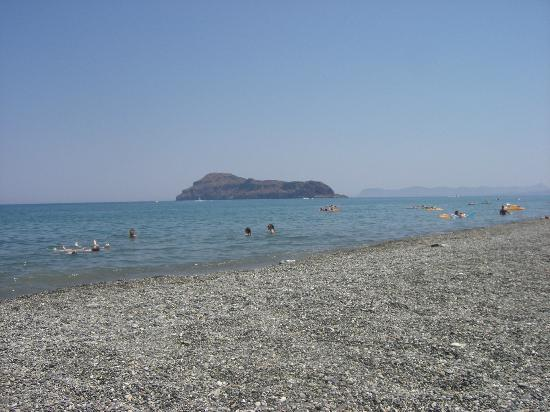 Santa Helena Village: spiaggia