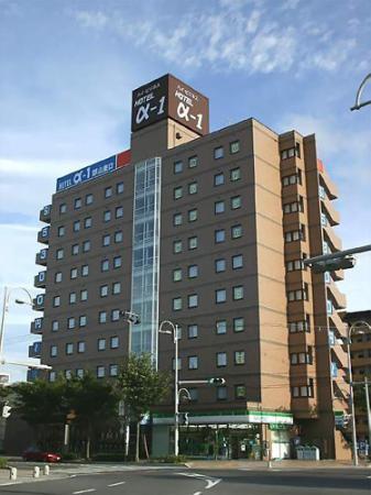 Hotel Alpha One Koriyama Higashiguchi