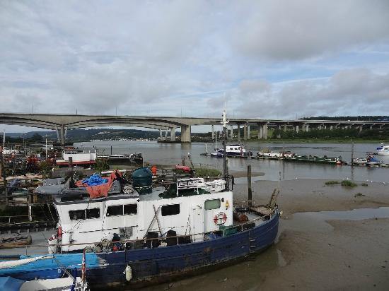 Sovereign: View at the Medway Bridge