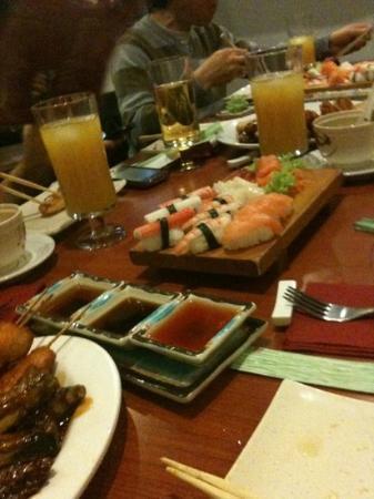 O-Tokuda: sushi box