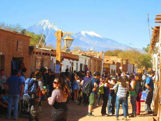Hostal El Rincon San Pedrino: San Pedro Town