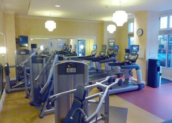 San Diego Marriott Del Mar: Workout Room