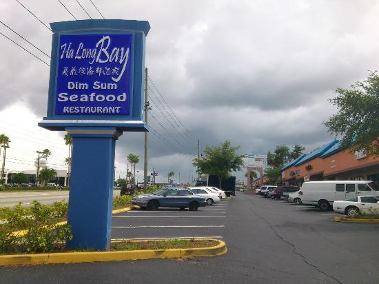 Halong Bay: Ha Long Bay restaurant, St Pete, FL