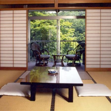 Oshino onsen: 施設内写真
