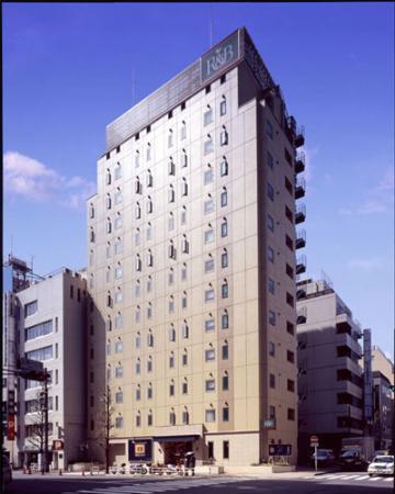 R&B Hotel Uenohirokoji: 外観写真