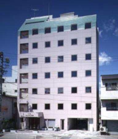 Hotel Welcome Matsumoto: 外観写真