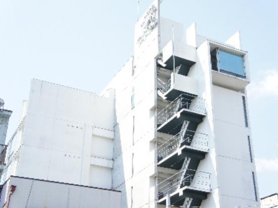 Hotel Oak Shizuoka: 外観写真