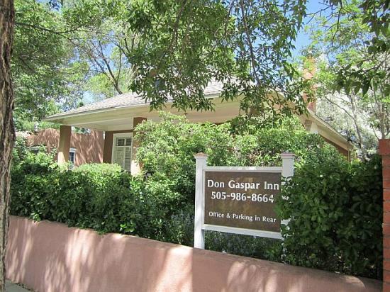 The Don Gaspar Inn