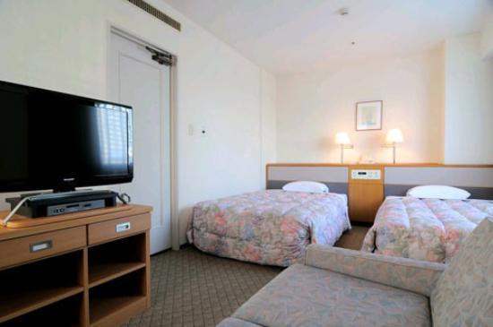 Grand Hotel Kanachu Hiratsuka : 施設内写真