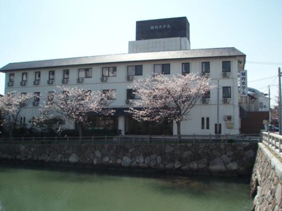 Jonai Hotel: 外観写真