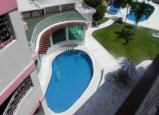 Hotel El Mejicano Acapulco: Alberca 2
