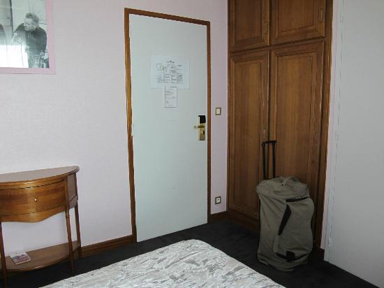 Hotel Porte Mars : Nett eingerichtet