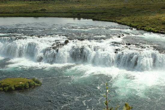 Eco Travel Iceland - Day Tours: Faxi waterfall