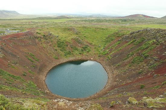 Eco Travel Iceland - Day Tours: Volcano crater