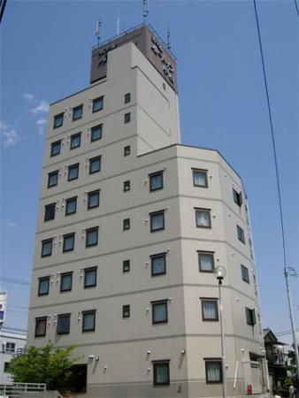 Route Inn Court Kofu: 外観写真